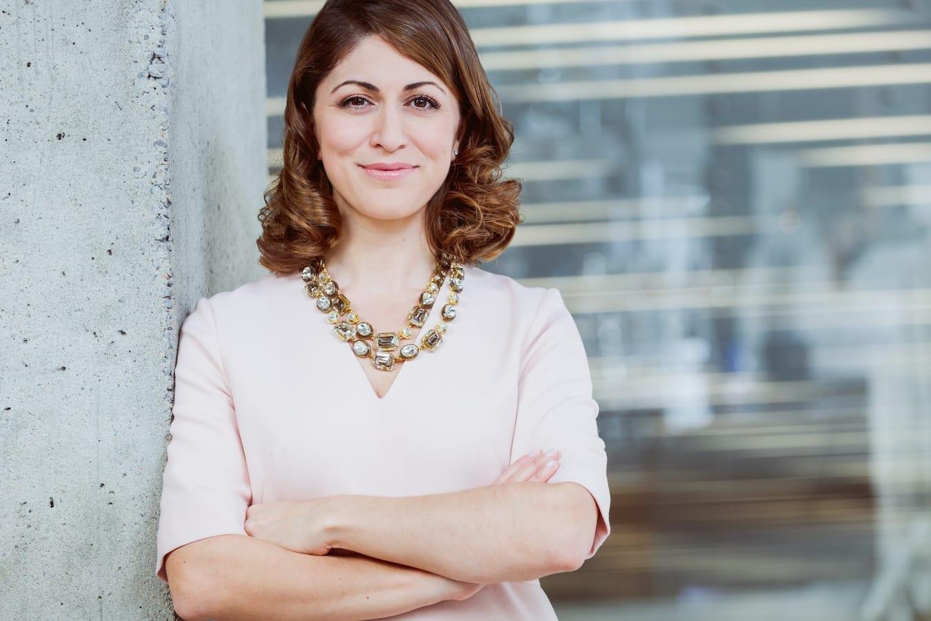 Prendre sa place avec confiance : 7 questions à Olga Farman
