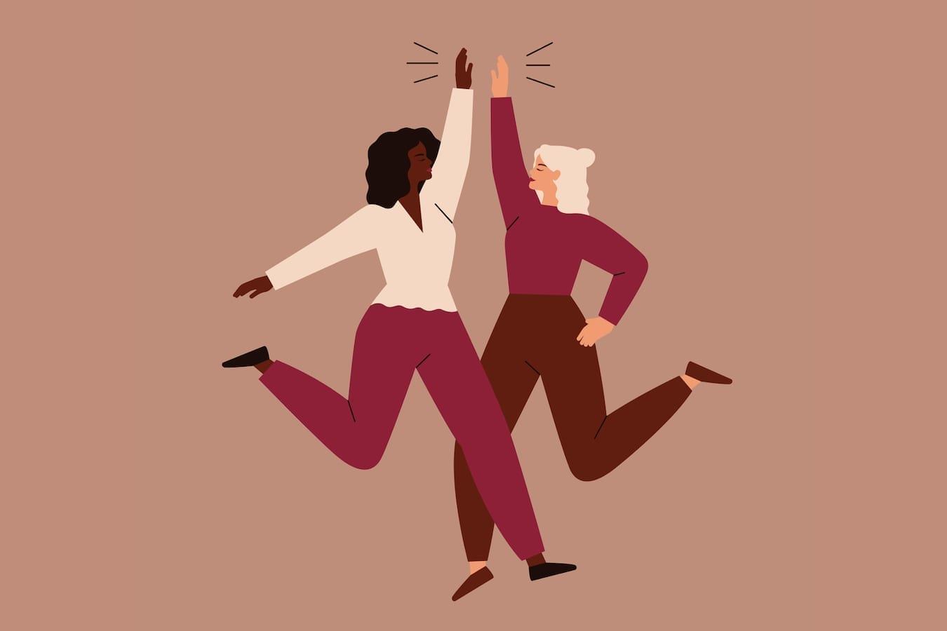 La solidarité féminine : bonne pour les affaires et la carrière!